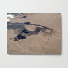 Landscape Sky View Metal Print
