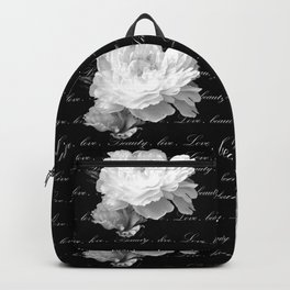 Floral And Graphic II Backpack