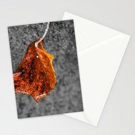 Floating Leaf Stationery Cards