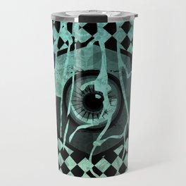 Twisted landscape Travel Mug