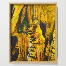 Luray Caverns Column Serving Tray