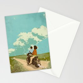 STORM CHASERS Stationery Cards