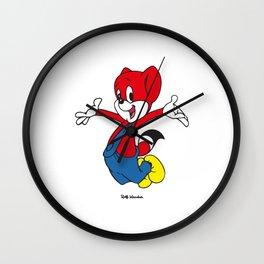 Foxi (Fix&Foxi) Wall Clock