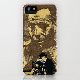 """Bogie"" - by Fanitsa Petrou iPhone Case"