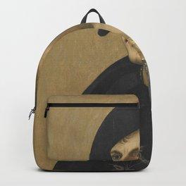 Hans Schäufelein the Elder - Portrait of a Young Man Backpack