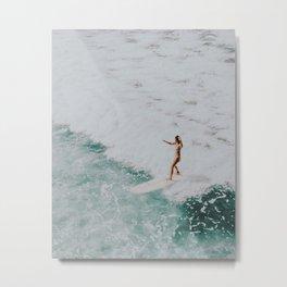 lets surf xli Metal Print