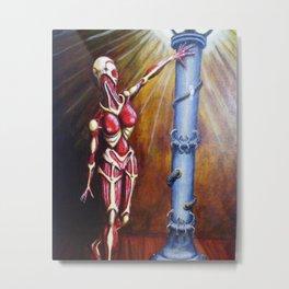 electric warmth Metal Print