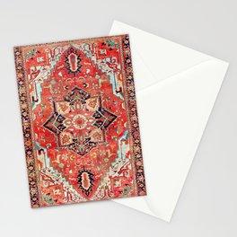 Heriz Azerbaijan Northwest Persian Rug Print Stationery Cards