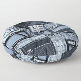 KING OF ROCK III Floor Pillow