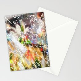 Telemetry Stationery Cards
