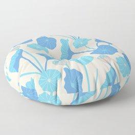 LOTUS POND Floor Pillow