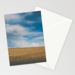 Tomorrow Will Be Kinder Stationery Cards