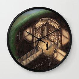 Maeshowe Tomb Wall Clock