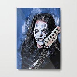 Jim Rot Metal Print