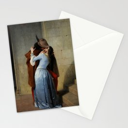 Francesco Hayez, The Kiss, 1859 Stationery Cards