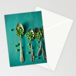 Peas Please Stationery Cards