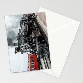 Strasburg Railroad Vintage Steam Locomotive Baldwin Train Engine Pennsylvania Stationery Cards