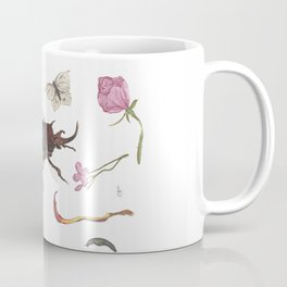 Common place miracles Part iii -Natural History Part Coffee Mug