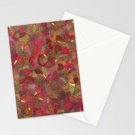 Muladhara Mandala (Root Chakra, 1st Chakra) Stationery Cards