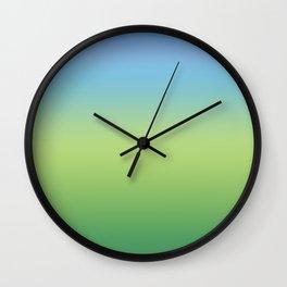 Missouri Gradient Wall Clock