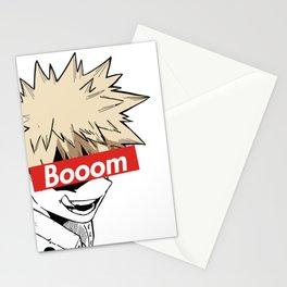 Bakugou Stationery Cards