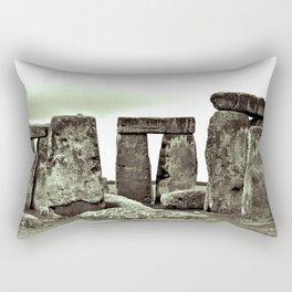 Stonehenge Wiltshire England Rectangular Pillow