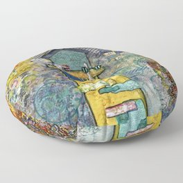let your light shine Floor Pillow