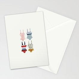 la nage Stationery Cards