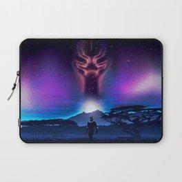 Black Panther Heaven Laptop Sleeve