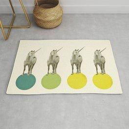 Unicorn Parade Rug