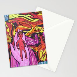 Birth of Vivian Stationery Cards