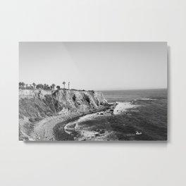Palos Verdes Peninsula Metal Print
