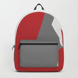 Minimalism Abstract Colors #12 Backpack