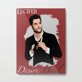 Lucifer  Metal Print