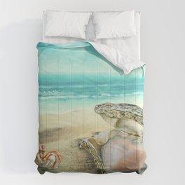 Heart of Pearl Comforters