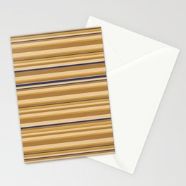 Ancient Minoan Stone Stripes Stationery Cards