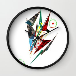The Non Physical Wall Clock