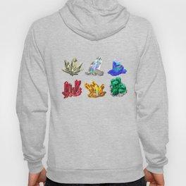 Pixel Crystals Hoody