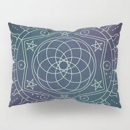 Alchemist Circle  Pillow Sham