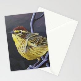 Palm Warbler Stationery Cards