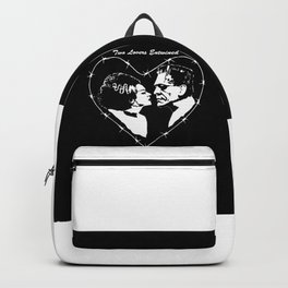 MAKE THIS OCTOBER AND HALLOWEEN A SCREAM WITH 2 LOVERS ENTWINED Backpack