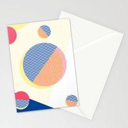 Washi Collage Stationery Cards