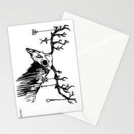 Wendigo by zombiecraig. Stationery Cards