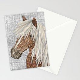 Haflinger Horse Stationery Cards