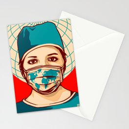 Shepard Fairey Global Forefront Stationery Cards
