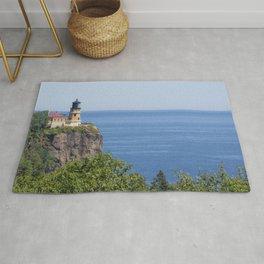 Split Rock Lighthouse Rug