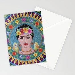 Fabulous Frida Mandala Stationery Cards