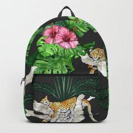 Leopard Sleeps Tonight Backpack