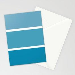 Liquid Blue Stationery Cards