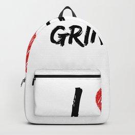 I Love Grinding Backpack